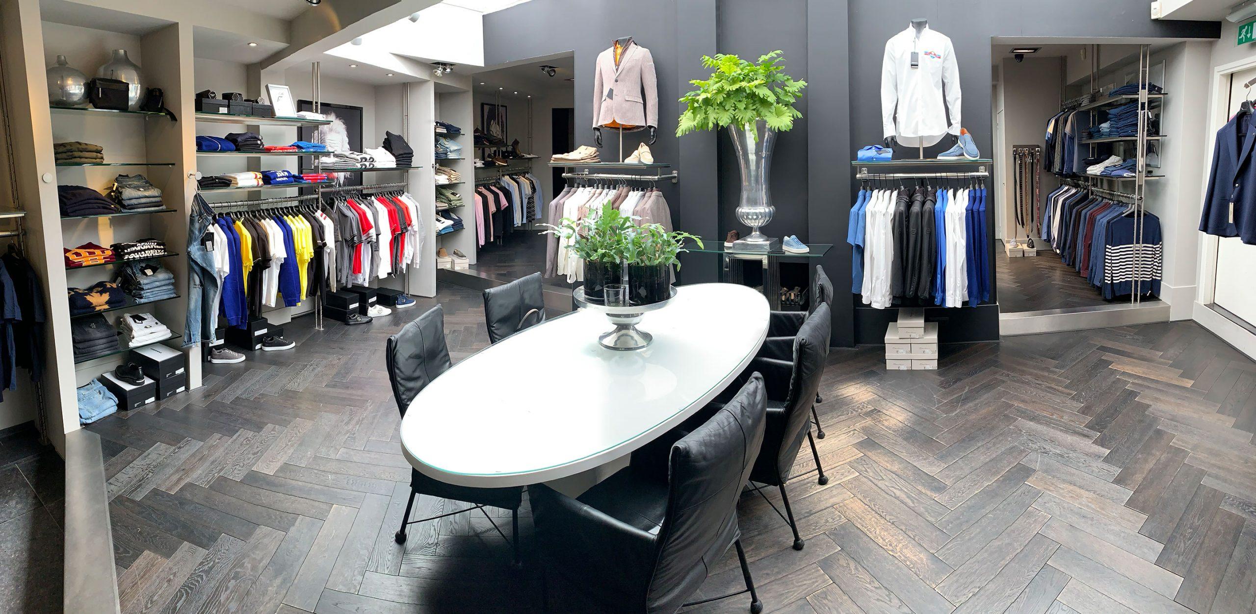 VIP Fashion Laren   Exclusieve Italiaanse herenmode